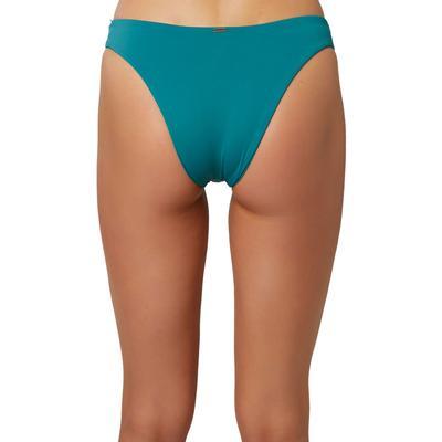 Oneill Saltwater Solids Hi-Leg Bikini Bottom Women's