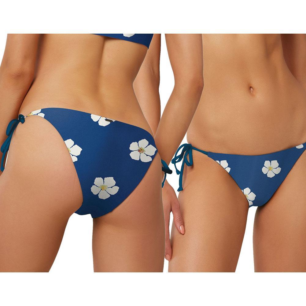 Oneill Tinley Side Tie Bikini Bottom Women's