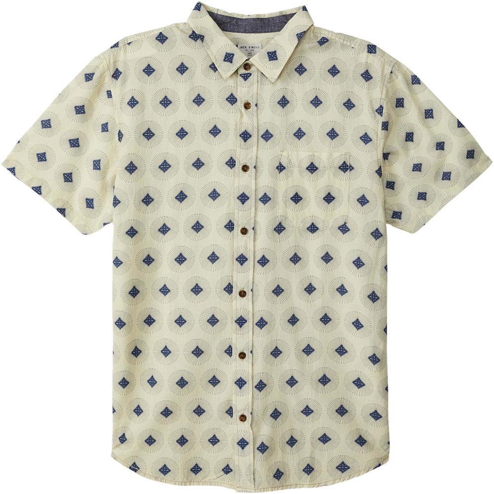 Oneill Colton Short- Sleeve Shirt Men's