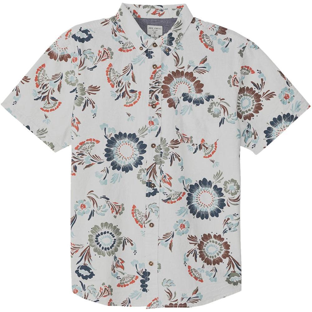 Oneill Flora Short- Sleeve Shirt Men's