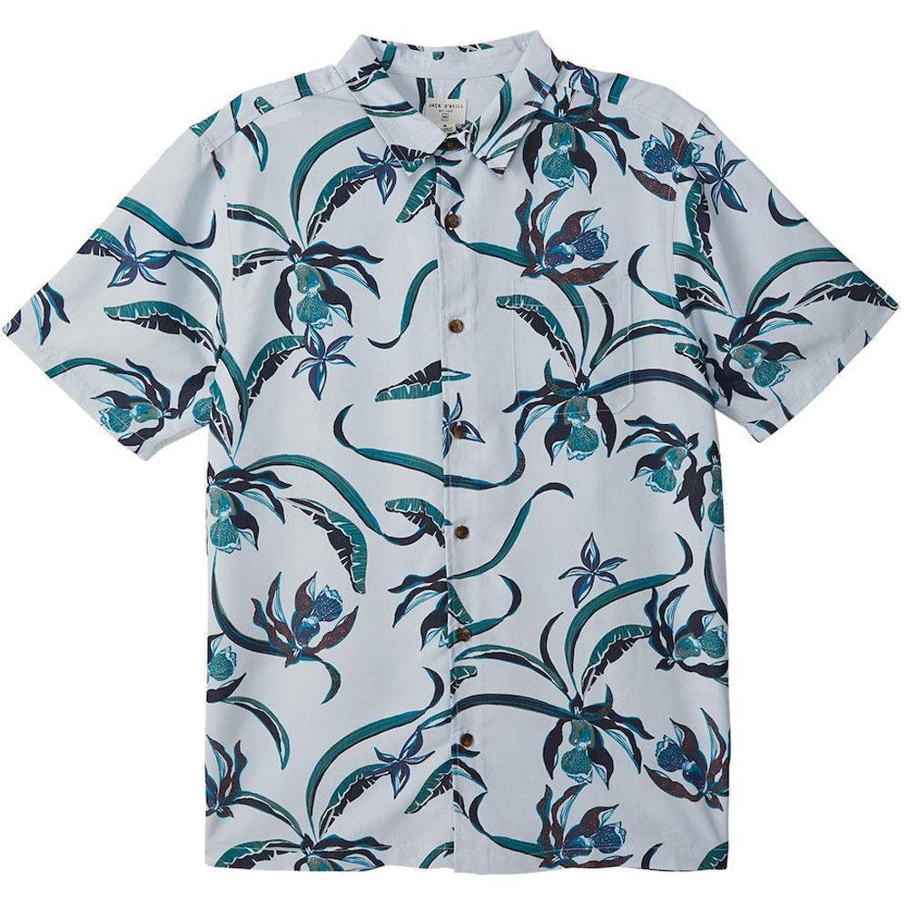 Oneill Aloha Life Short- Sleeve Shirt Men's