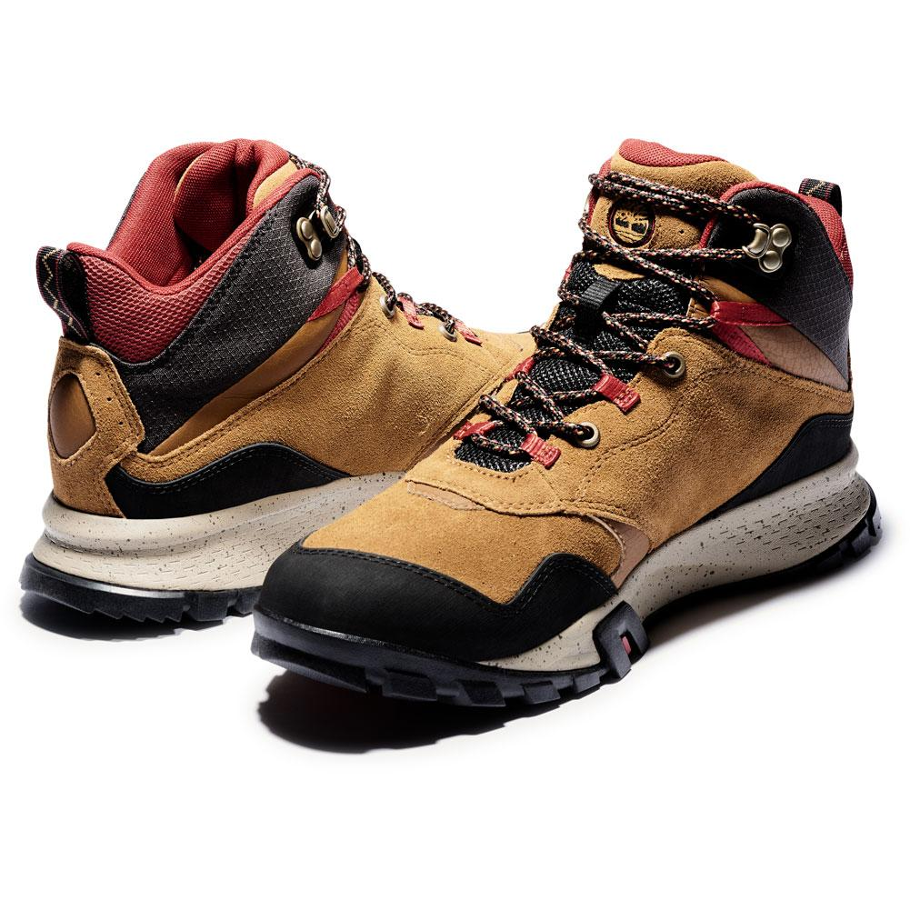 Timberland Garrison Trail Waterproof Mid Hiking Boot Men's