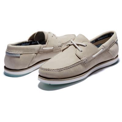 Timberland Nubuck Atlantis Break Boat Shoe Men's