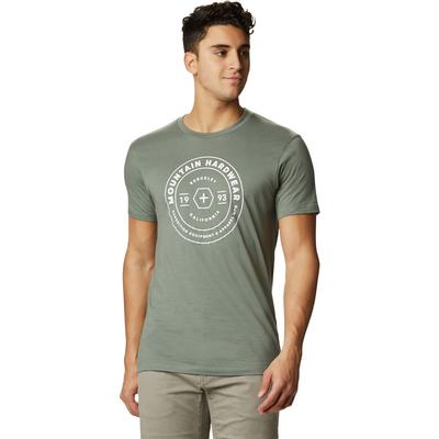 Mountain Hardwear Geo Marker Short Sleeve T-Shirt Men's