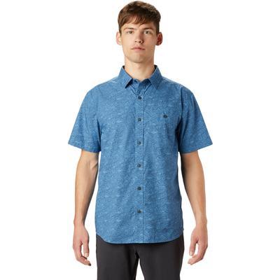 Mountain Hardwear Conness Lakes Short Sleeve Shirt Men's