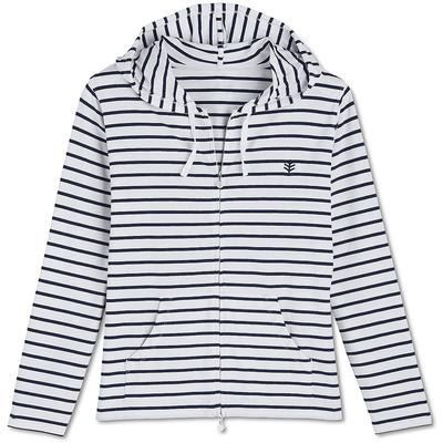 Coolibar Seaside Hoodie UPF 50+ Women's