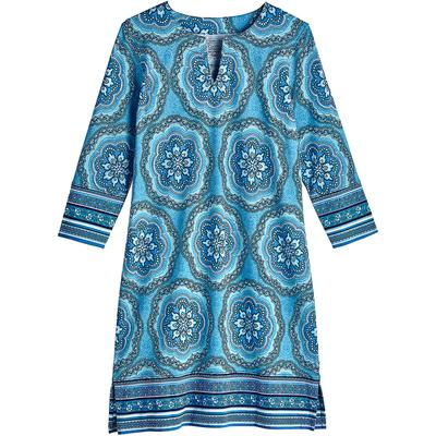 Coolibar Oceanside Tunic Dress UPF 50+ Women's