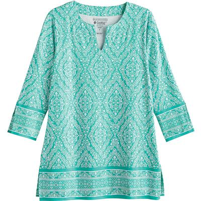 Coolibar St. Lucia Tunic Top UPF 50+ Women's