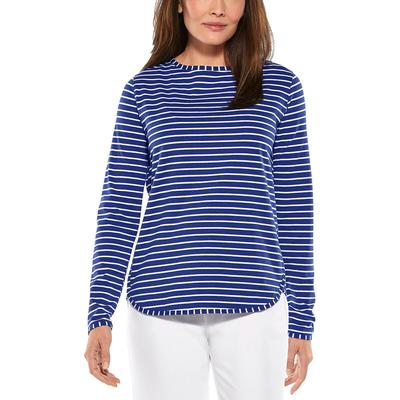 Coolibar Heyday Side Split Shirt UPF 50+ Women's