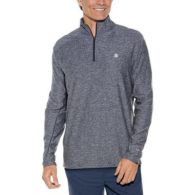 Coolibar Agility Performance Pullover UPF 50+ Men's