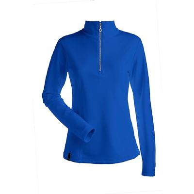 Nils Robin 1/4 Zip Base Layer Top Women's