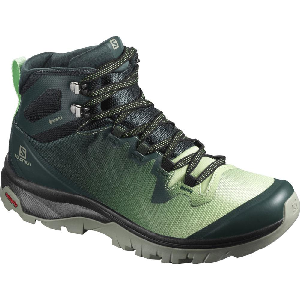 Salomon Vaya Mid Gtx Hiking Boots Women's