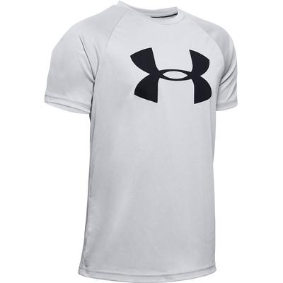 Under Armour Tech Big Logo Short Sleeve Crew T-Shirt Boys'
