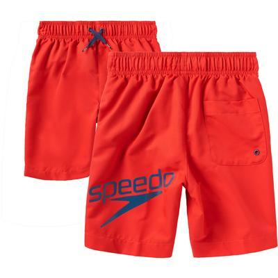 Speedo Solid Volley 15 Inch Board Shorts Boys'