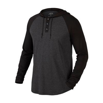 Oakley Saloon Knit Hoodie Shirt Mens
