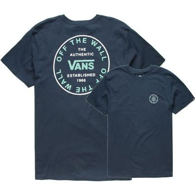 Vans Old Skool Circle Short Sleeve T-Shirt Men's