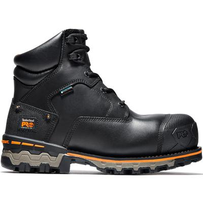 Timberland Pro 6 IN Boondock Composite Toe Waterproof Work Boots Men's