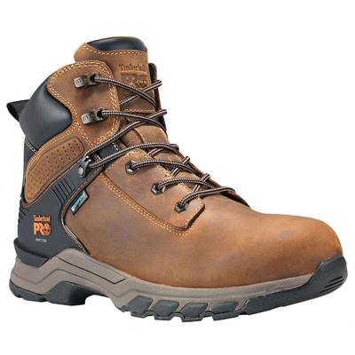 Timberland Pro 6 IN Hypercharge Soft Toe Waterproof Work Boots Men's