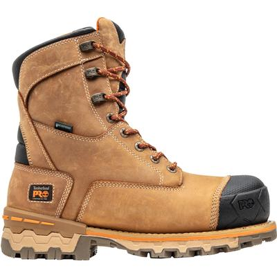 Timberland Pro 8 IN Boondock Composite Toe Waterproof Insulated Work Boots Men's