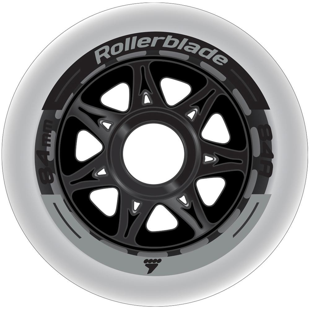 Rollerblade Wheelkit 84mm/84a Plus Sg7 Bearings
