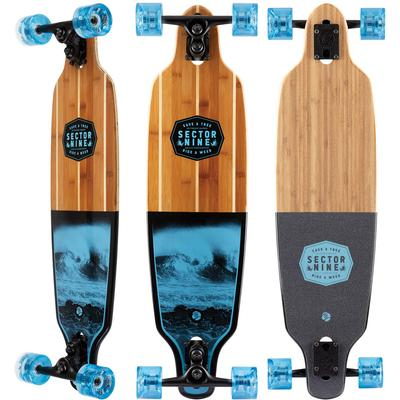 Sector 9 Bico Shoots Complete Longboard 33.5 Inch