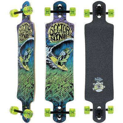 Sector 9 Night Of Shred Complete Longboard 40.5 Inch