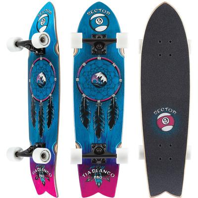 Sector 9 Feather Tia Pro Complete Longboard 30.5 Inch