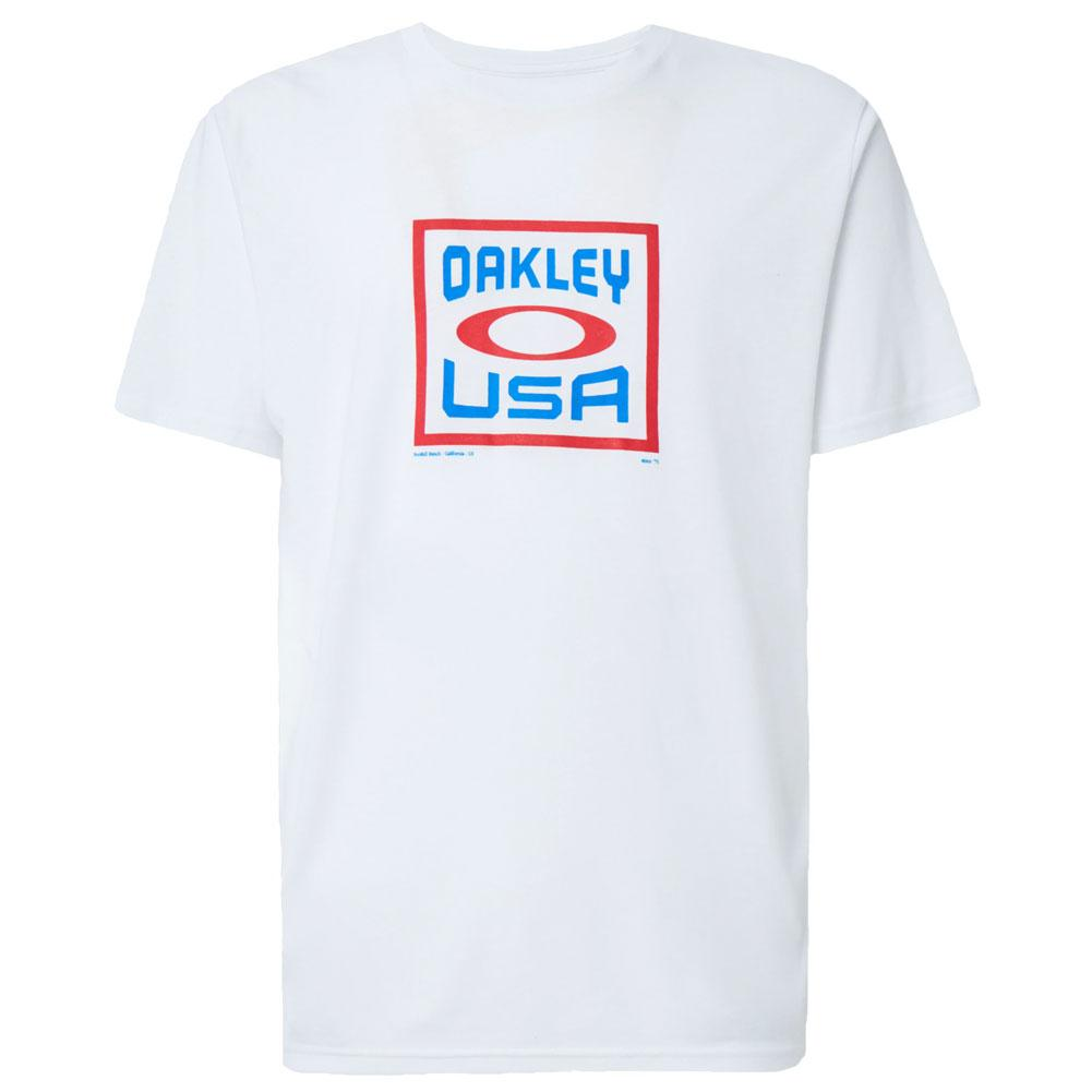 Oakley Box Oakley Usa Short Sleeve Tee Men's