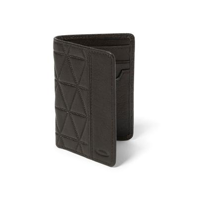 Oakley Leather Slim Wallet Men's