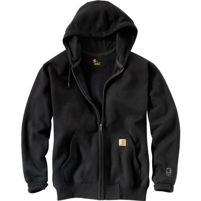 Carhartt Rain Defender Paxton Heavyweight Hooded Zip-Front Sweatshirt Men's