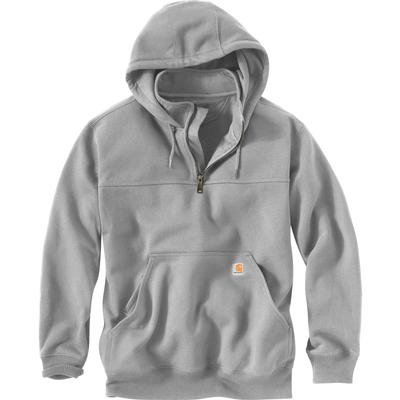 Carhartt Rain Defender Paxton Heavyweight Hooded Zip Mock Sweatshirt Men's