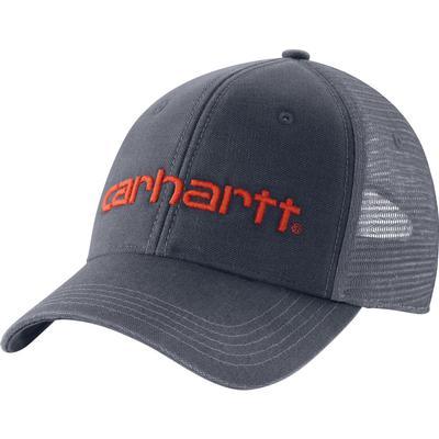 Carhartt Canvas Mesh-Back Logo Graphic Cap Men's