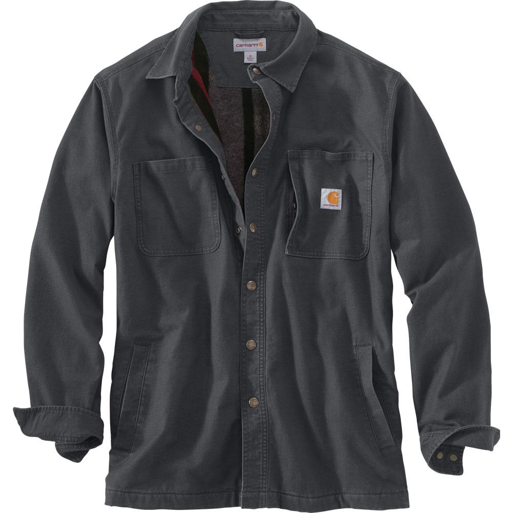 Carhartt Rugged Flex Rigby Shirt Jac Men's