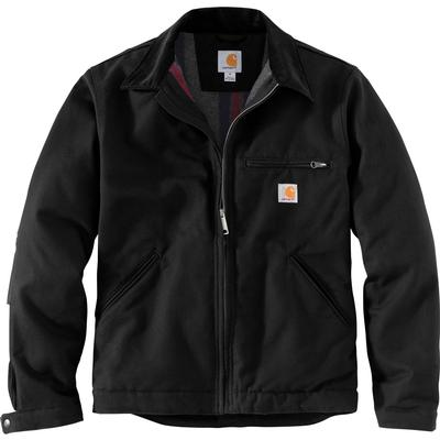 Carhartt Relaxed Fit Duck Blanket-Lined Detroit Jacket Men's