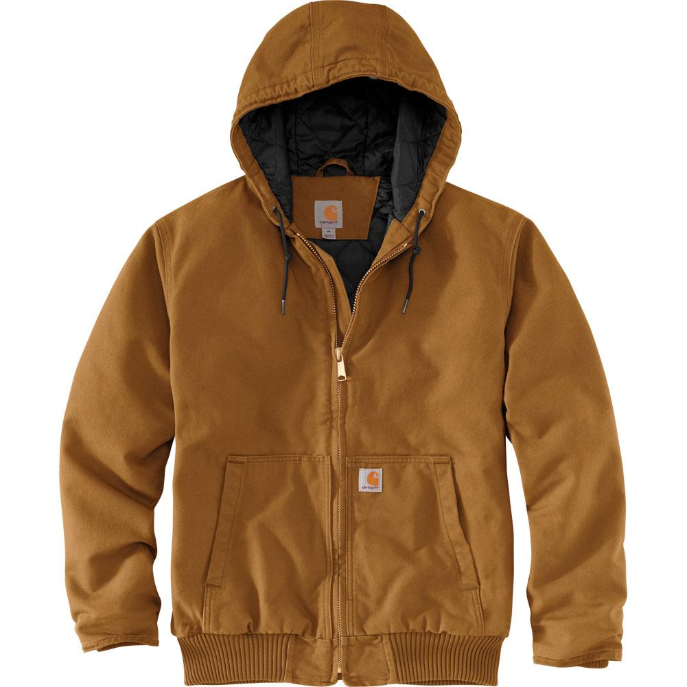 Carhartt Washed Duck Insulated Active Jac Men's