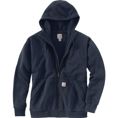 Carhartt Rain Defender Loose Fit Midweight Thermal-Lined Full-Zip Sweatshirt Men's