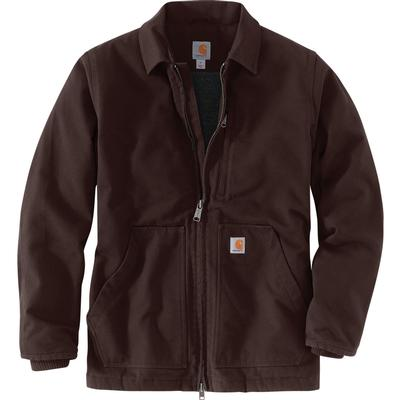 Carhartt Loose Fit Washed Duck Sherpa-Lined Coat Men's