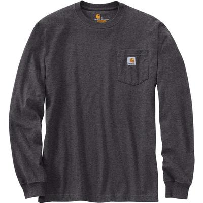 Carhartt Workwear Long-Sleeve Pocket T-Shirt Men's