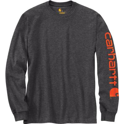 Carhartt Workwear Long-Sleeve Graphic Logo T-Shirt Men's