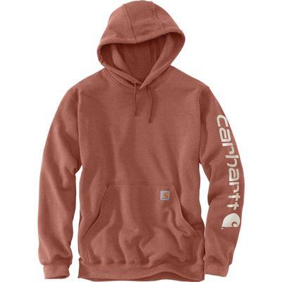 Carhartt Loose Fit Midweight Hooded Logo Sweatshirt Men's