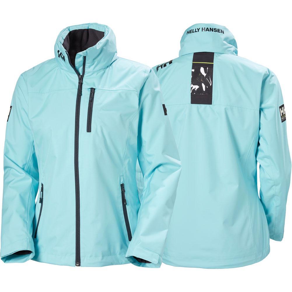 Helly Hansen Crew Hooded Midlayer Jacket Women's