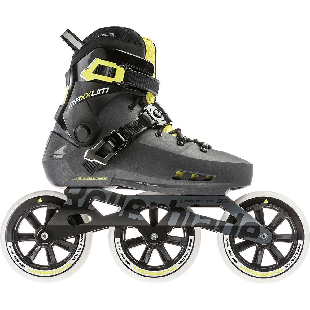 Rollerblade Maxxum Edge 125 3wd Inline Skates Men's