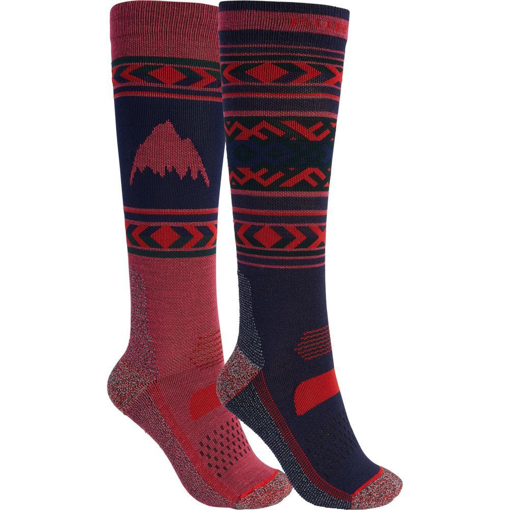 Burton Performance Lightweight Socks 2- Pack Women's