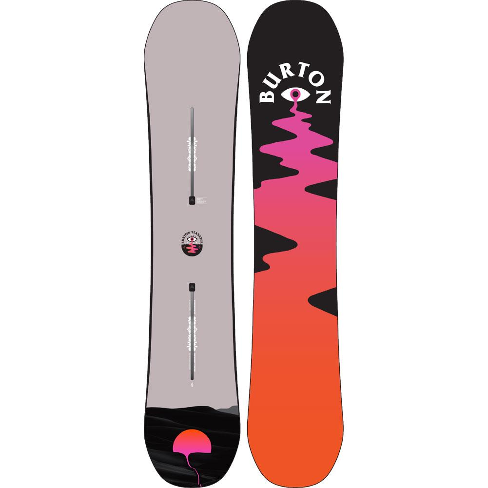Burton Yeasayer Flying V Snowboard 2021 Women's