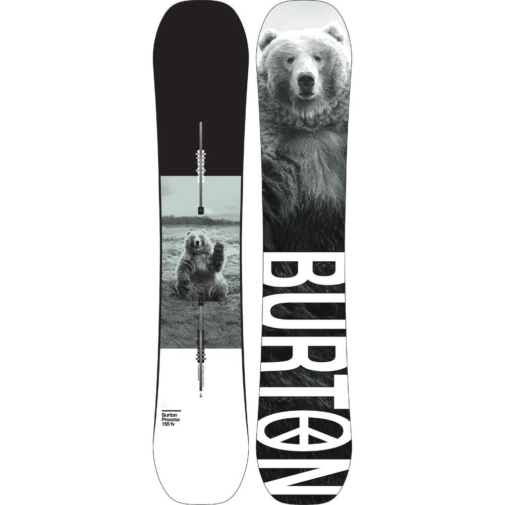 Burton Process Flying V Snowboard 2021 Men's