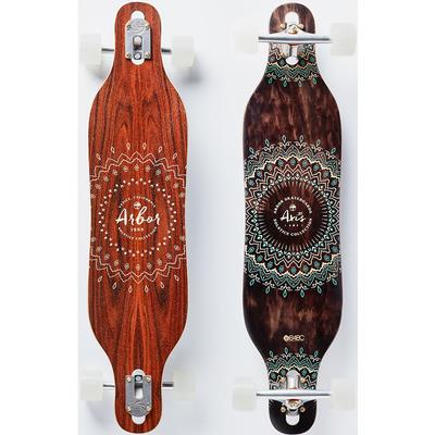 Arbor Solstice Axis B4BC 37 Inch Complete Longboard