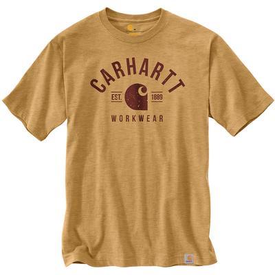 Carhartt Relaxed Fit Heavyweight Short-Sleeve Graphic T-Shirt Men's