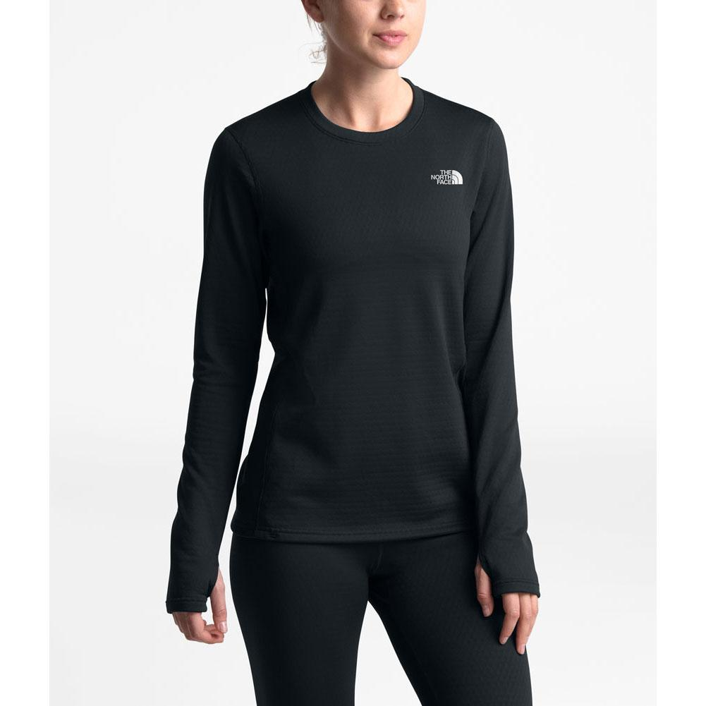 The North Face Ultra Warm Poly Crew Base Layer Top Women's