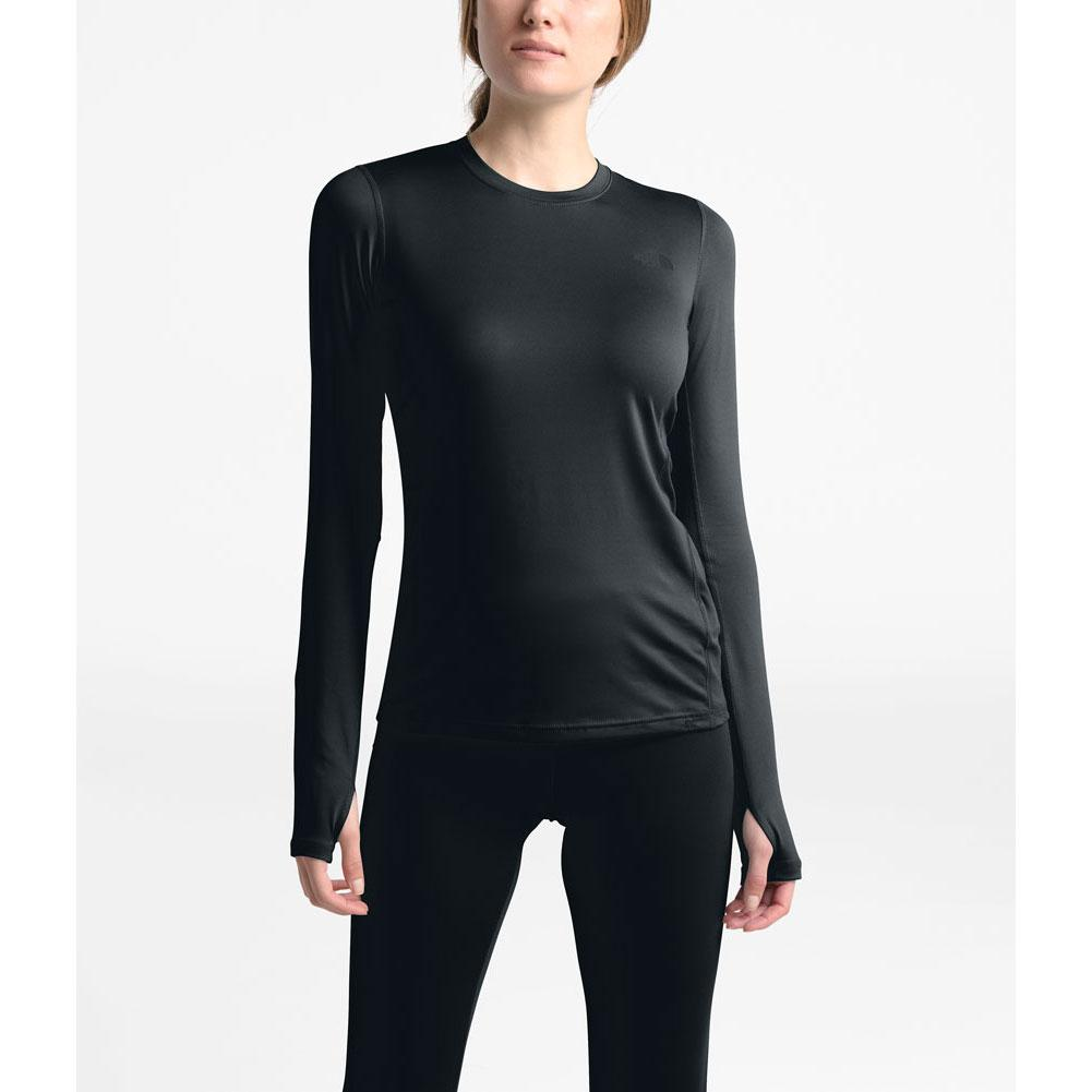 The North Face Warm Poly Crew Base Layer Top Women's