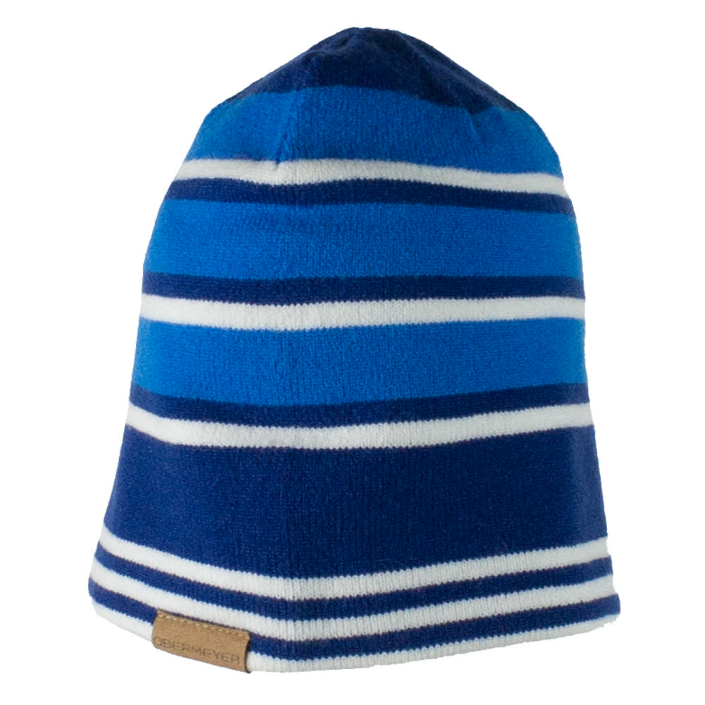 Obermeyer Traverse Knit Hat - Teen Boys Stellar Blue 078c9ca601e